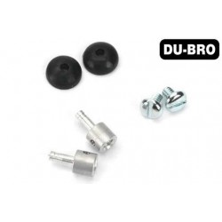DUB845 Aircrafts Parts & Accessories - Mini E/Z Connectors (2 pcs per package)