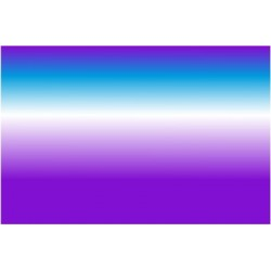 OR-525-103-002 Oracover - Orastick - Magic Cyan - Violet ( Length : Roll 2m , Width : 60cm )