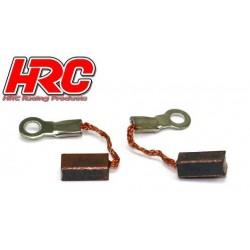 HRC5631-1 Pièce de moteur électrique - Charbons pour moteur 540 (2 pces)