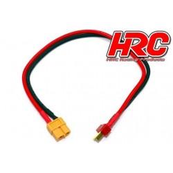 HRC9614 Câble de charge - doré - Prise chargeur XT60 à Ultra T