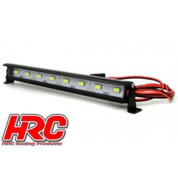 HRC8726-8 Set d'éclairage - 1/10 ou Monster Truck - LED - Prise JR - Block de toit Multi-LED - 8 LEDs