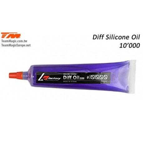 KF6330-10000 Huile Silicone de Différentiel - 40ml - K Factory - 10'000 cps
