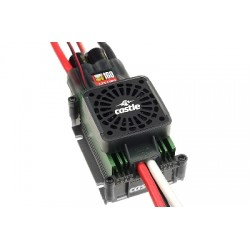 CC-010-0127-00 Castle - Phoenix Edge 160 HV-F - Variateur Brushless High Voltage Air-Heli haute performance – Ventilateur