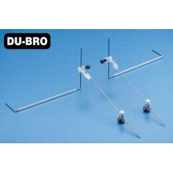DUB850 Aircrafts Parts & Accessories - Micro Aileron System (2 pcs per package)