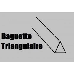 LBT1515 BALSA Triangulaire 1000 x 15 x 15mm