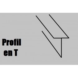 759946 AE Profilé NOYER T1000x6x6mm