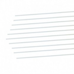 GP21500 Gaine plastique 1500 x 2 mm