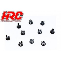 HRC8768L Pièces de carrosserie - Multi Scale Accessory - Support de LED - pour LED 5mm (10 pces)