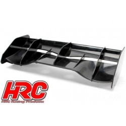 HRC8901BK Aileron - 1/8 Buggy - High Downforce – Noir