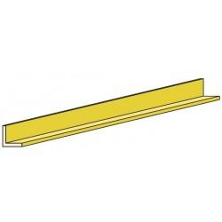PROL1515 Profilé L 1000 x 1.5 x 1.5 mm