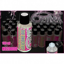 HO200000 Huile silicone 200 000 Cps (100 ml)