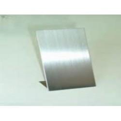KS87163 INOX Plat 305 x 0.7 x 12.7 mm ( 1)