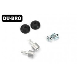 DUB915 Aircrafts Parts & Accessories - Mini E/Z Connector (12 pcs per package)