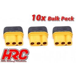 HRC9020F10 Connecteur - Gold - MR30 Triple - femelle (10 pces)