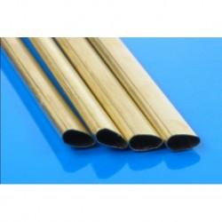 KS8122 Tube LAITON streaml. 305x3.2 mm( 1)