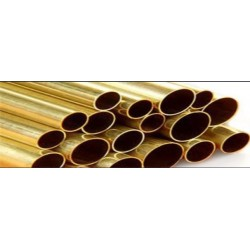 KS9833 Tube LAITON 2,5 x 0,225 x 300 mm (3)