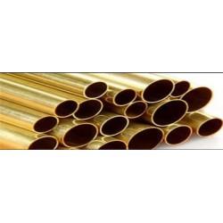 KS9209 Tube LAITON épais 915 x 6,4 mm (5)