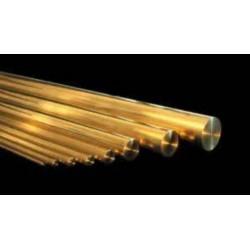 KS5072 Assortiment tube laiton 1/16 & 3/64 x304,8mm