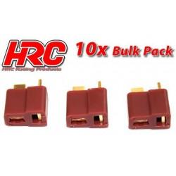 HRC9032B Connecteur - Gold - Ultra-T - femelle (10 pces)