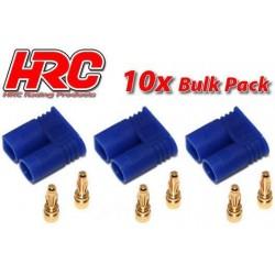 HRC9050B Connecteur - Gold - EC2 – mâle (10 pces)