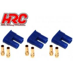 HRC9051A Connecteur - Gold - EC2 - femelle (3 pces)