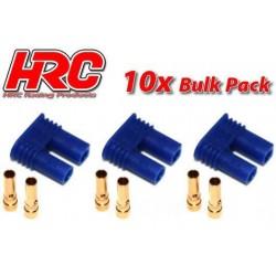 HRC9051B Connecteur - Gold - EC2 - femelle (10 pces)