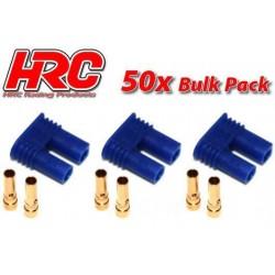 HRC9051C Connecteur - Gold - EC2 - femelle (50 pces)
