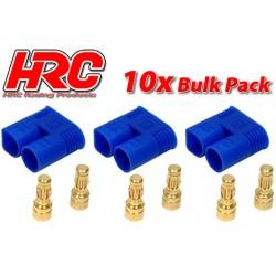 HRC9052B Connecteur - Gold - EC3 – mâle (10 pces)