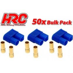 HRC9053C Connecteur - Gold - EC3 - femelle (50 pces)