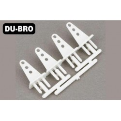 DUB923 Aircrafts Parts & Accessories - Micro Pushrod Guides 0.080'' Dia Holes (4 pc per package)