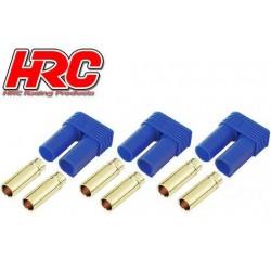 HRC9059A Connecteur - Gold - EC5 - femelle (3 pces)
