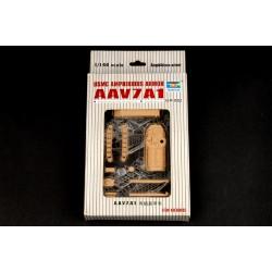 TRU00105 TRUMPETER AAV7A Amphibium 1/144