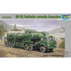 TRU00202 TRUMPETER DF21 Missile Launcher1/35