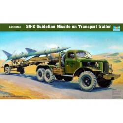 TRU00204 TRUMPETER SA2 Guideline Miss. 1/35