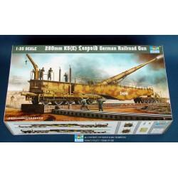 TRU00207 TRUMPETER 28cm K5(E) Leopold 1/35