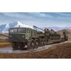 TRU00211 TRUMPETER Sov.Tank MAZ 537 1/35