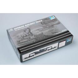 LR-T3150VBC Louise RC - B-HORNET - 1-8 Ensemble de pneu Buggy - Monté - Super Soft - Jantes à rayons noirs chromés - Hex 17mm