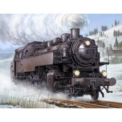 TRU00217 TRUMPETER Dampflokomotive BR86 1/35