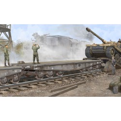 LR-T3250SBC Louise RC - T-ROCKET - 1-8 Ensemble de pneu Truggy - Monté - Doux - Jantes à rayons noirs chromés - 0-Offset