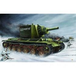 TRU00311 TRUMPETER Soviet Tank KV-1C 1/35