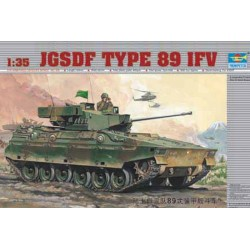 TRU00325 TRUMPETER JGSDF Type 89 IFV 1/35