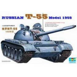 TRU00342 TRUMPETER T-55 Model 1958 1/35
