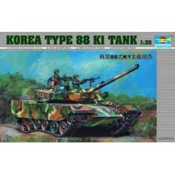 TRU00343 TRUMPETER Korea Type 88 K1 1/35