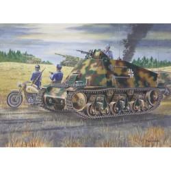 TRU00355 TRUMPETER H-38 (f) Observ.Tank 1/35