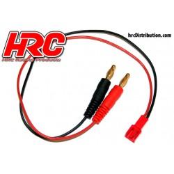 HRC9116 Câble de charge – doré - Prise Banane Molex Micro