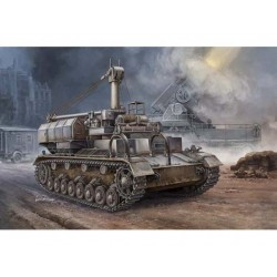 TRU00362 TRUMPETER Pz Fahrgestell Early 1/35