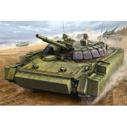 TRU00365 TRUMPETER Russian BMP 3 Fight. 1/35