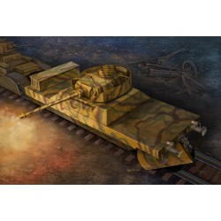 TRU00368 TRUMPETER Germ.Panzer Var. I 1/35