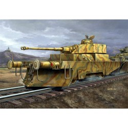TRU00369 TRUMPETER Germ.Panzer Var. II 1/35