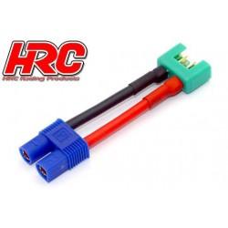 HRC9130A Adaptateur - Prise EC3 Prise accu MPX